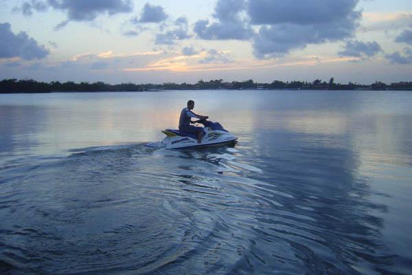 Jetski Lagoa Banana Cumbuco