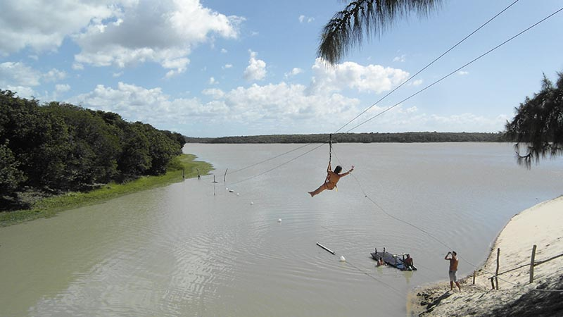 Tiroleza e Toboágua Cumbuco