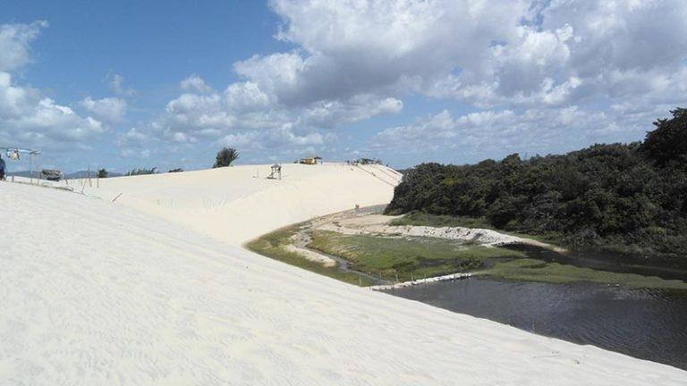 Waterslide Zipline Cumbuco